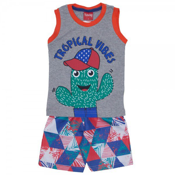 conjunto menino regata machao mescla tropical vibes e bermuda de tactel sublimado 4231 01