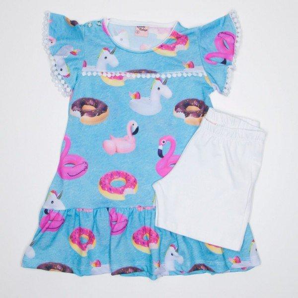 vestido boias piscina azul 1056 que 1056 azu 01