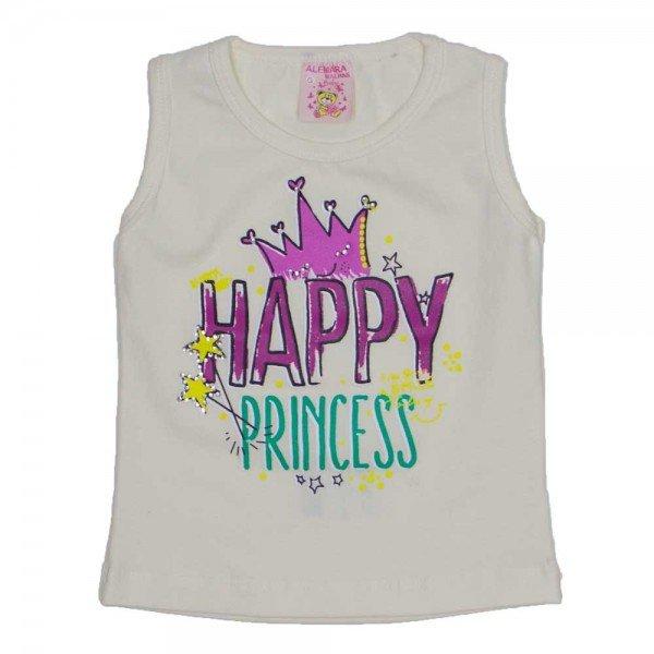 regata de cotton off white happy princess com strass 2475