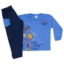 conjunto menino inverno skate azul claro 0328