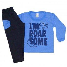 conjunto menino inverno roar some azul claro 0327