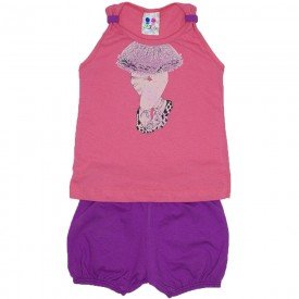 conjunto menina papoula silk ballet e shorts com elastico wkd 196 pap 02