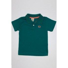camiseta polo verde militar de meia malha did 78281 vrd 01