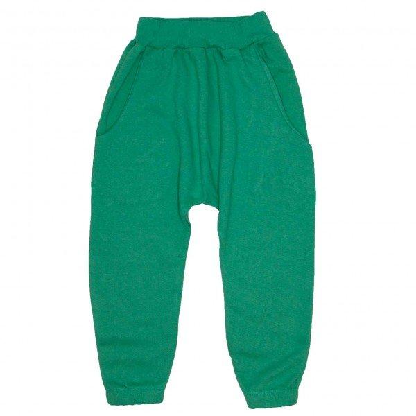 calca saruel com bolso na cor verde claro 9502