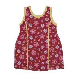 vestido regata de cotton vermelho florido ale 3432 vrm 01