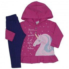 conjunto born to sparkle pink 8702