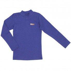 blusa basiquinha ribana azul marinho 8805