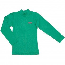 blusa basiquinha ribana verde agua 8805