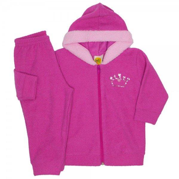 conjunto boucle princesa pink 9502