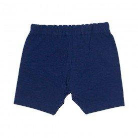 bermuda menina de cotton azul marinho 02