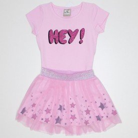conjunto cottontule hey rosa car 3356 ros 01