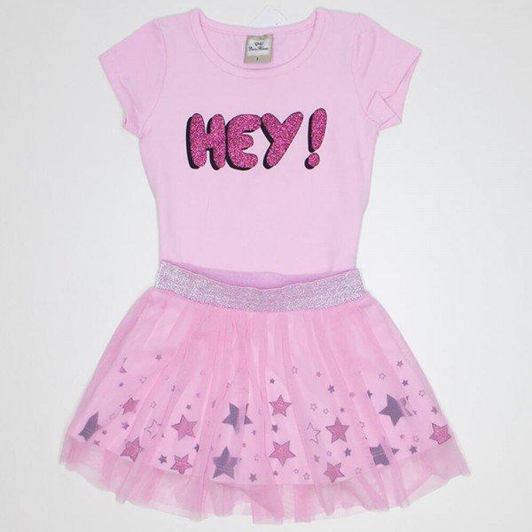 conjunto cottontule hey rosa car 3356 ros 01