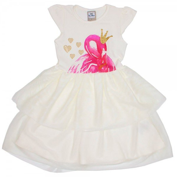 vestido cisne cottontule off white car 3361 off 01