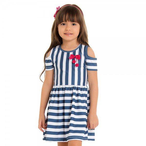 vestido suplex listrado azul car 3341 azu 03