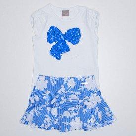 conjunto infantil menina azul com lac o brandili 01