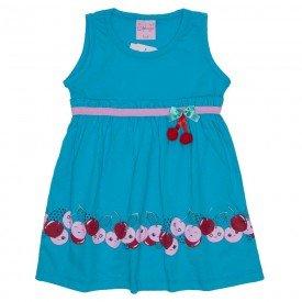 vestido meia malha azul vivo silk de cereja wil 3875 azv 01