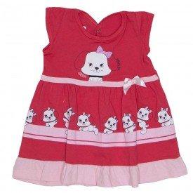 vestido meia malha magenta rosa quarts silk cachorro e laco de fita wil  3860 mag 01 344c565f86a