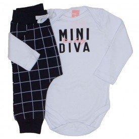 conjunto body e saruel mini diva branco 0047 01