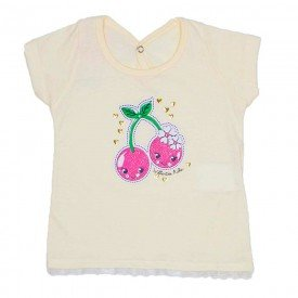 blusa feminina meia malha creme silk cereja com renda wil 3862 cre 01