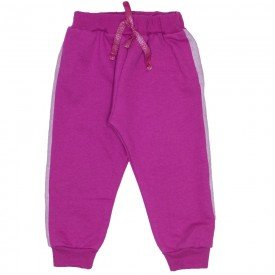 calca de moletom pink 3612