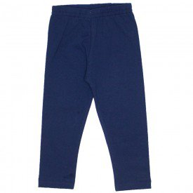 legging de cotton marinho 3709