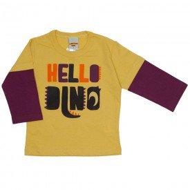 camiseta amarelo mostarda 3664