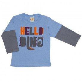 camiseta azul infinity 3664