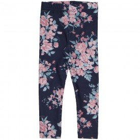 legging de molecotton peluciado floral 1183