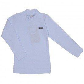blusa basiquinha gola alta branca 15 3006