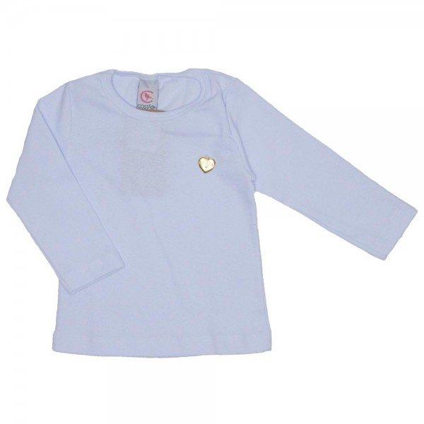 blusa basica love branca com pingente coracao 15 2000