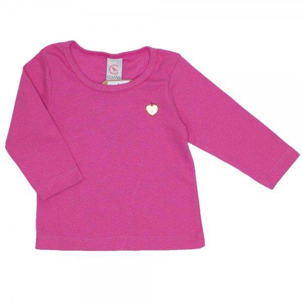 blusa basica love pink com pingente coracao 15 2000