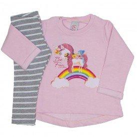 conjunto moletom rosa bebe e legging mescla listrada 15 2005