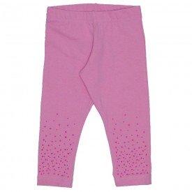 legging rosa de cotton com strass 15 2007
