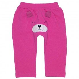 legging saruel molecotton c bordado e cos pink 19023