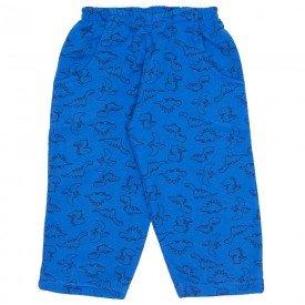 calca moletom estampada bolso embutido azul 19148