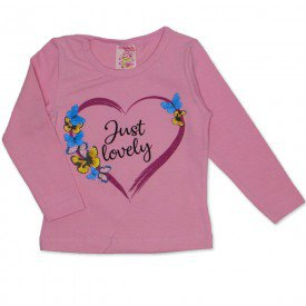 blusa cotton just lovely rosa 19018