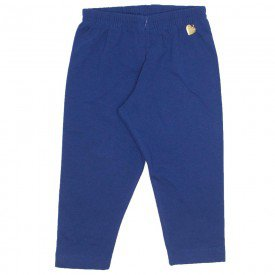 calca legging de molecotton marinho 4016