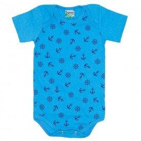 body bebe ribana ancoras azul 1226