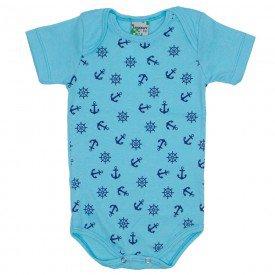 body bebe ribana ancoras azul 1227