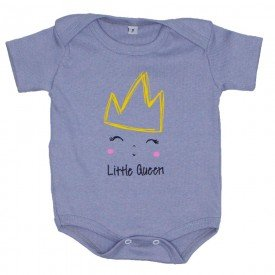 body cinza de ribana little queen 718810