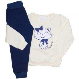 conjunto moletom off white gatinha e calca marinho 09
