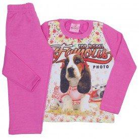conjunto de moletom rosa 9000