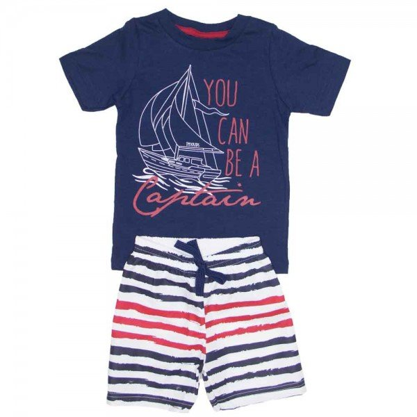 conjunto menino captain azul marino 5254