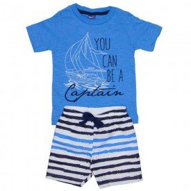 conjunto menino captain azul c5254