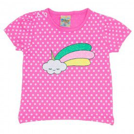 blusa de meia malha rosa cerejeira com manga did 7544 ros 01