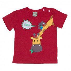 camiseta em meia malha vermelho did 7646 vrm 01