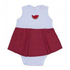 body branco com aplique de saia vermelha qui 1030076 brv 01