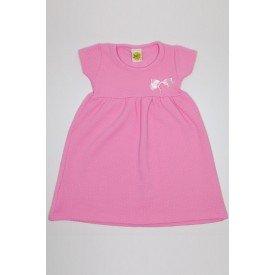 vestido chiclete infantil paris com lac o jak 7320 chi 01