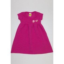vestido pink infantil paris com lac o jak 7320 pik 01
