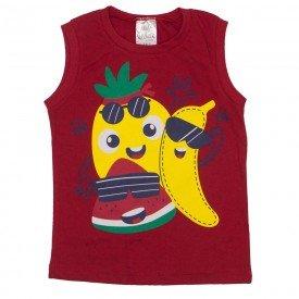 regata fruits vernelha 1141